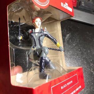Marvel Black Widow Ornament
